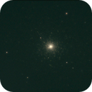 47 Tucanae on Lucky (or lazy) imaging style,                                nzv