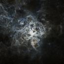 Tarantula Nebula,                                pyali