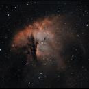 Pacman nebula,                                Ivana