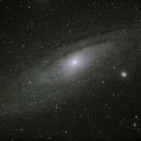 M31, Galaxie Andromède,                                6rilAstro