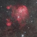 IC2944 - Running Chicken Nebula,                                Daniel F