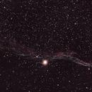 The Western Veil Nebula (2019),                                G. Caleb Sexton