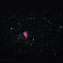 Omega Nebula,                                Meire Ruiz