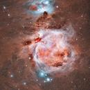 Orion M42 M43,                                pedro lozano