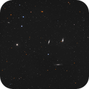 Leo Triplet - M66 - NGC 3628 - M65,                                Edward Overstreet