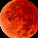Eclipse Súper Luna 28-09-2015,                                Raúl López