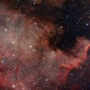 NGC7000 North America,                                Mariusz
