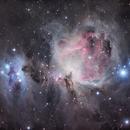 Great Orion Nebula,                                Juan Filas