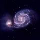 M51,                                Rich