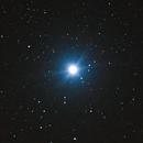 Sirius α Canis Majoris A and Companion star Canis Majoris B Σείριος,                                Isa's Astrophotography Atelier