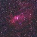 NGC 7635 Bubble Nebula,                                Jeff Marcks