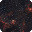 IC1805 Nebulosa Corazón (2Panel Mosaic),                                Astroneck