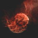 IC 443 - Jellyfish Nebula,                                Stephen Eggleston