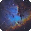 NGC281 SHO,                                Christopher Gomez