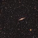 NGC 891,                                Eric Kallgren