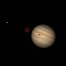 Shadow Games on Jupiter,                                Robert Eder