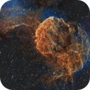 IC443 The Jellyfish Super Nova Remnant ,                                Paddy Gilliland
