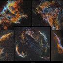 Veil Nebula collection,                                Metsavainio