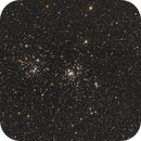 NGC 869 & 884 Double Cluster in Perseus,                                Angelillo