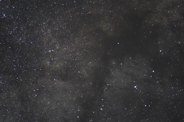 Milky Way center,                                GlaucoH