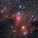 SH2-155 Cave nebula,                                Byoungjun Jeong