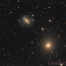 NGC 5846 - 5850,                                Lorenzo Siciliano