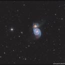 M51-Asi1600mm-C @Calern,                                quercus