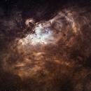 M16 Eagle Nebula in SHO #2,                                TimothyTim