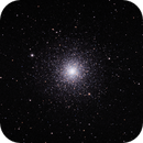 M3 Globular in Canes Venatici,                                Pete Bouras
