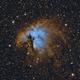 Pacman Nebula,                                astrophoto.kevin