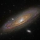M31 Andromeda,                                Gary Plummer