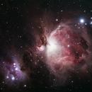 Orion Nebula - Clear Skies,                                David Quattlebaum