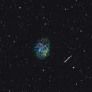 M1 SHO + astéroïde MASSALIA 20 ???,                                LAMAGAT Frederic