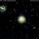ngc5850--ngc5846--ngc5845    galassie nella vergine                distanza circa  60 milioni  A.L.,                                Carlo Colombo