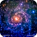 ic342 galassia in camelopardo                                                         distanza  10 milioni  A.L.,                                Carlo Colombo