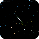 ngc   100 galassia  nei pesci                                                  distanza 40 milioni  A.L.,                                Carlo Colombo