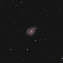 NGC 772, spiral galaxy in Ariel, LRGB,                                Mikhail Vasilev