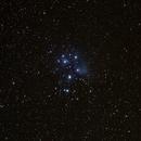 Pleiades alias Seven Sisters,                                JanB