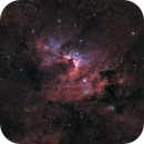 SH2-155 Cave nebula HOO,                                Andreas Zeinert