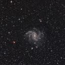 NGC 6946,                                John Leader
