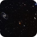 Fornax Galaxy Cluster,                                S. Stirling