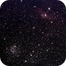 M 52 and Bubble,                                Günther Eder