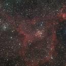 Heart Nebula,                                Ivaldo Cervini