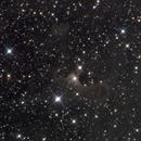 The Ghost Nebula, in Cepheus, VdB 141, SH2-136, IC 63,                                Steven Bellavia