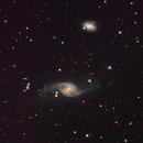 NGC3718 and NGC3729,                                Albert van Duin