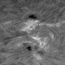 Penumbral waves in AR 2585,                                GreatAttractor