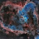 IC 1805  TEST (First light with my new camera),                                Iñigo Gamarra