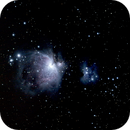 Orion Nebula,                                treaves