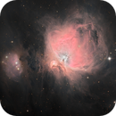 Nebulosa de Orión,                                Samuel