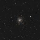 M72 Globular Cluster - 24 August 2019,                                Geof Lewis